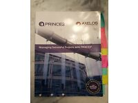 Prince 2 text book (managing successful projects with PRINCE 2)