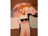 Bundle of girls clothes x15