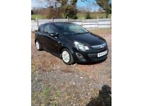Vauxhall corsa 1.2 sxi 21000 miles 3dr cheap insurance air con cheap to run