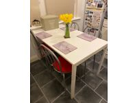 IKEA table with chairs