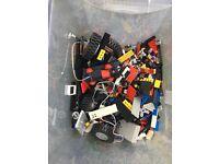 Quantity of LEGO including Technical Lego