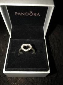 Genuine pandora ring