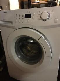 Zanussi washing machine -6kg /1400 spin