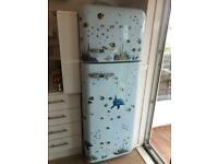 Smeg fridge freezer
