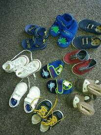 Size 4 Baby Boys SHOES 2