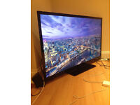 """55"""" Sony Bravia LCD TV - 1080p, 3D, Smart, 4x HDMI, Freeview - MUST GO!!"""