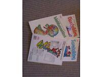 Cooperative Learning Structures Kagan x4 Books