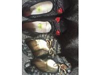 Mixed designer shoe bundle