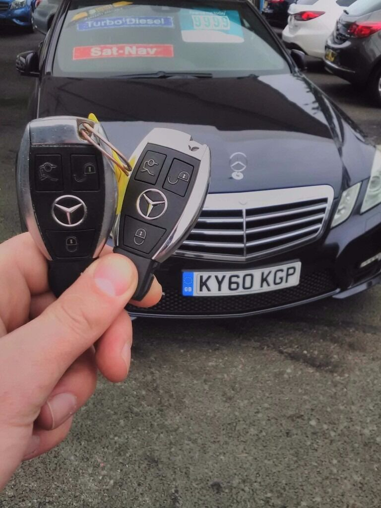 Mercedes remote key fob replacement,repair service  Auto