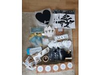 WHOLESALE GIFTS GIFTWARE HOME INTERIOR SHABBY CHIC RETRO JOB LOT CAR BOOT