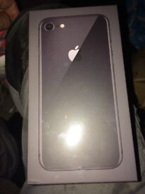 Iphone8 256gb Brand New Sealed