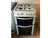Freestanding gas oven/grill/hob