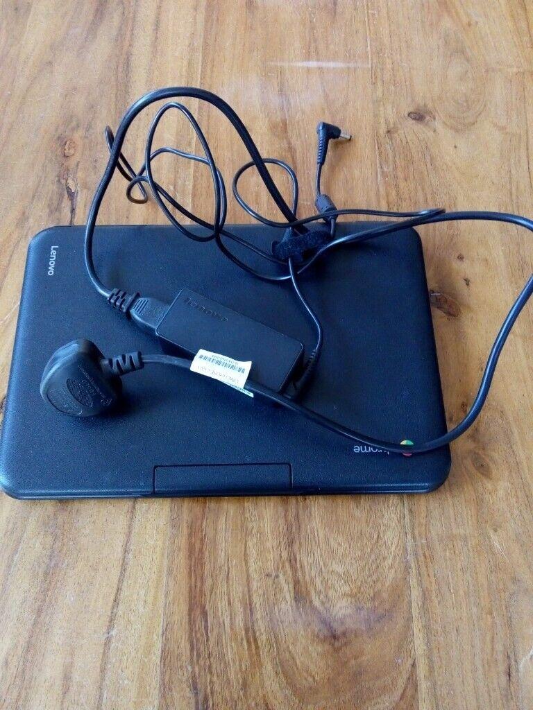Lenovo n22-20 Chromebook black | in Doncaster, South Yorkshire | Gumtree