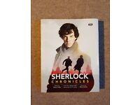 Sherlock Chronicles Hard Back (Very good condition)