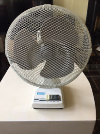 Desk Fan (Quiet)