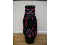 BRAND NEW LADIES GOLF BAG - VERY LIGHTWEIGHT- 14 WAY DIVIDER AND PUTTER SLEEVE