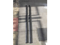 127cm Roof Bars Bar Rails Rack like Aerobars