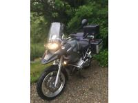 BMW R 1200 GS, fantastic condition and low mileage