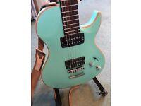 Vigier G.V. Electric Guitar Awesome !!