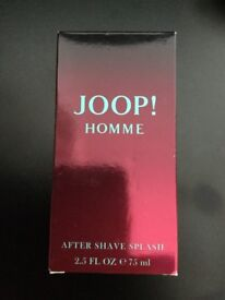 Brand New & Official JOOP! Homme Aftershave