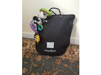 Icandy Pram - comes with carrycot, mattress and accessory pack
