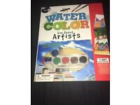 Water colouring Set