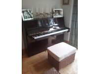 Piano for Private Hire in private home- no tutor just for your own practice or enjoyment!