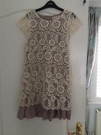 Zara age 13-14 lace dress