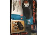 Black & Decker HG992K Hot air paint stripper kit