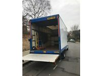 MAN & VAN HOUSE MOVING/ MOVERS BIKE DELIVERY/ COLLECTION OFFICE REMOVAL PIANO SHIFTING LUTON TRUCK