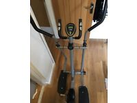 Pro Fitness Cross Trainer used but in very good condition