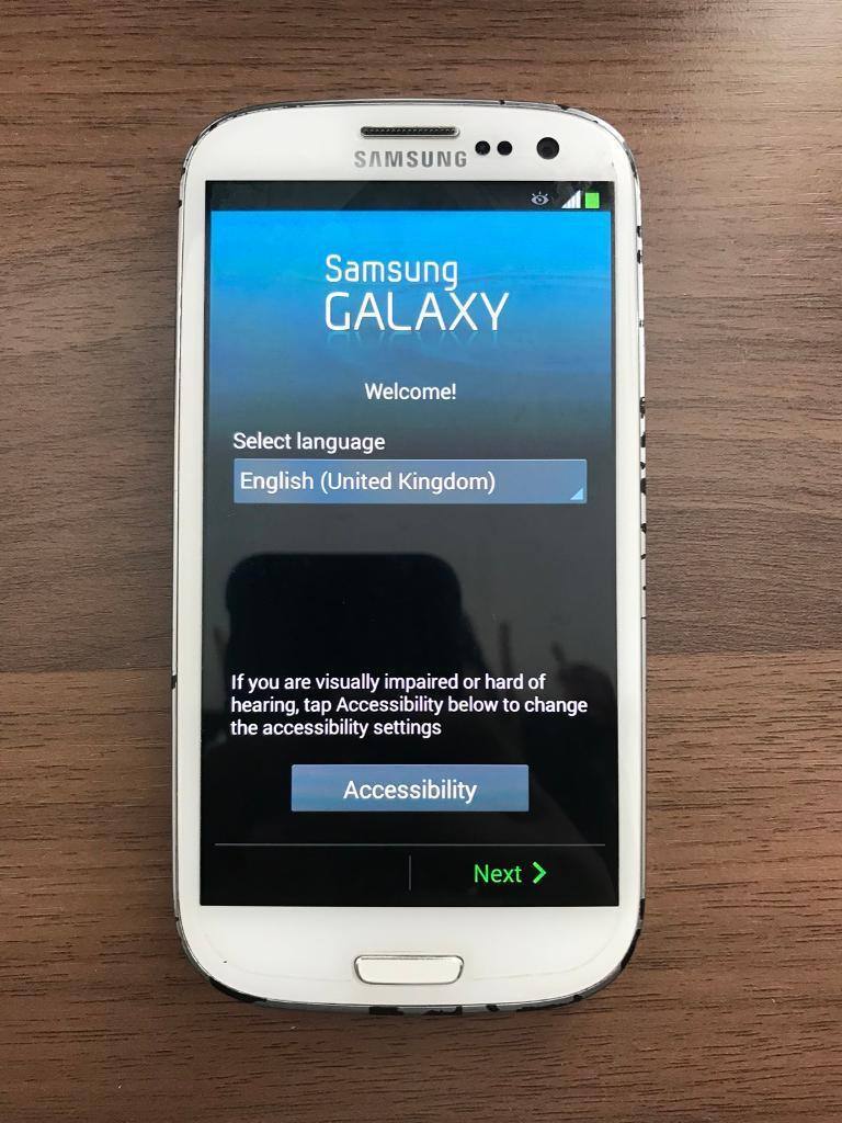 Samsung Galaxy S3 | White