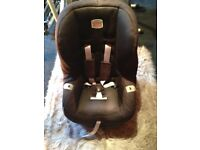 Britax child car seat black