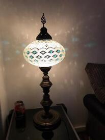 Turkish ottoman style light