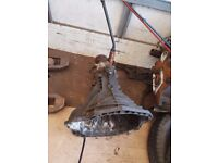 Ford Transit 2.5 SMILEY BANANA GEARBOX