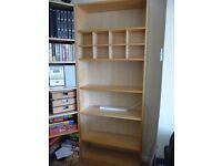 Ikea Billy bookcase - birch