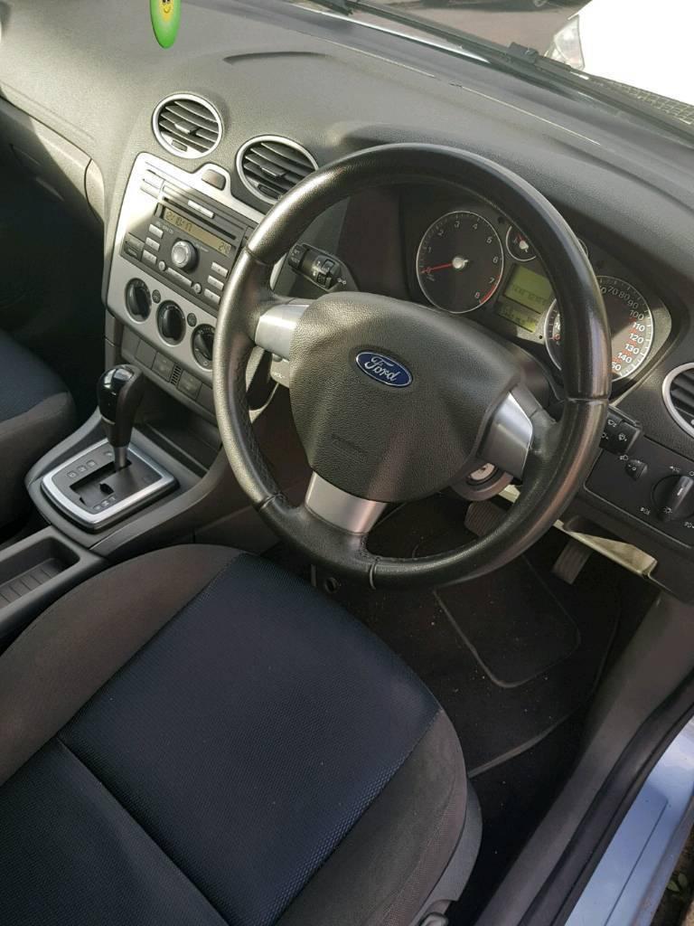 Ford focus zetec very good condition