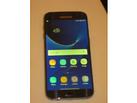 Samsung S7 32gb fully working phone with cracks hence price