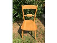 FOUR PINE DINING FARMHOUSE KITCHEN CHAIRS