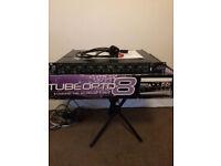 ART Pro Audio TubeOpto 8 Mic Pre Amp rack module