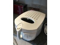 KENWOOD TOTAL CLEAN DEEP FRYER