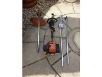 Timberwolf Hedge Strimmer/Chainsaw
