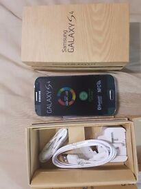 SAMSUNG S4 WHITE/BLACK 16GB UNLOCKED BOXED