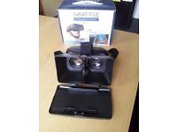 Immerse: Virtual Reality Headset