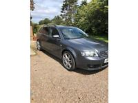 Audi a4 2.5 v6 tdi estate