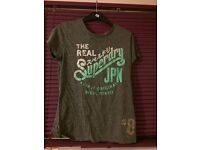 Xtra large superdry top
