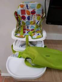 Mama's and Papas travel highchair