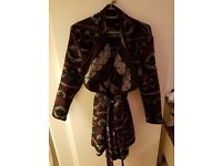 Next Winter coat & zara hooded jacket