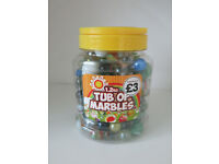 Tub of loads of marbles.. 1.2 kg.