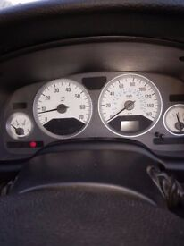 Vauxhall astra 2.2